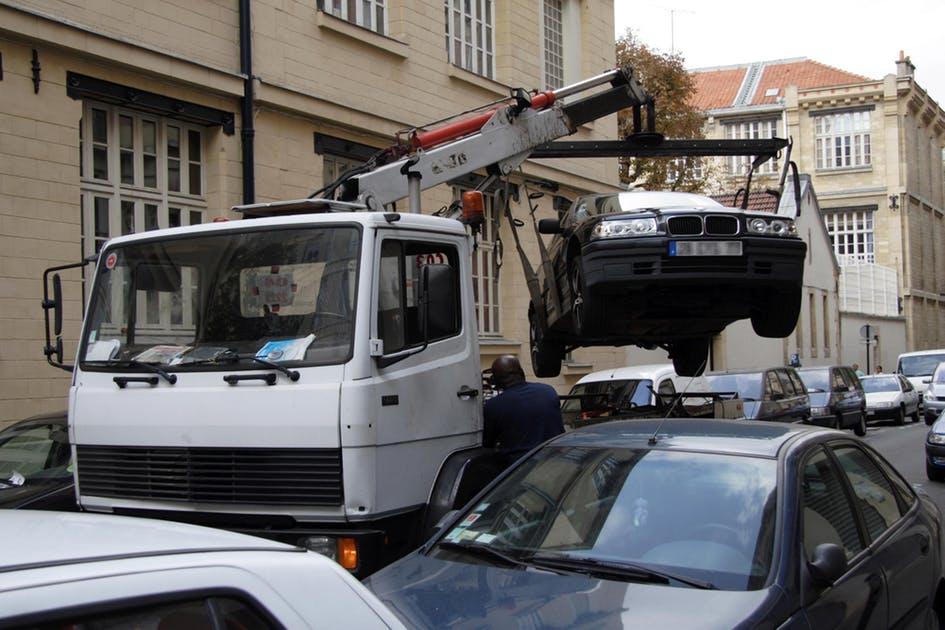 Contacter la fourrière à Nantes pour payer les frais d'enlèvement